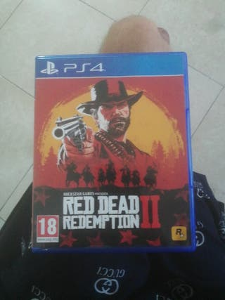 vendo Red dead redemption II