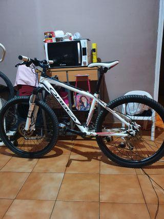 vendo bicicleta orbea master