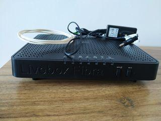 Router Livebox Fibra de Orange