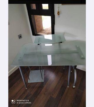 Mesa ordenador y escritorio