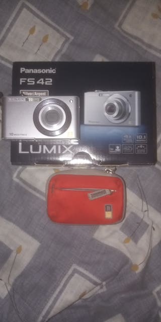 cámara digital lumix