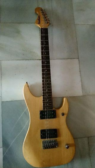 Guitarra eléctrica. Wasburn Nuno Bettercount n1