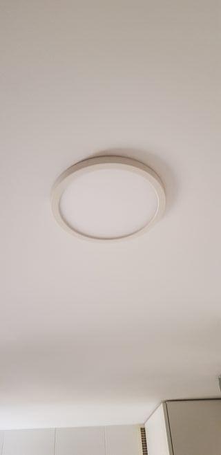 Plafón de LED