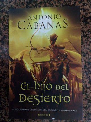 El hijo del desierto (Antonio Cabanas)