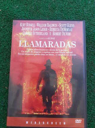 dvd llamaradas