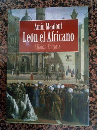 León el africano (Amin Maalouf)