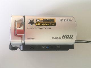 Videocámara SONY DCR-SR35E