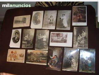 tarjetas postales antiguas