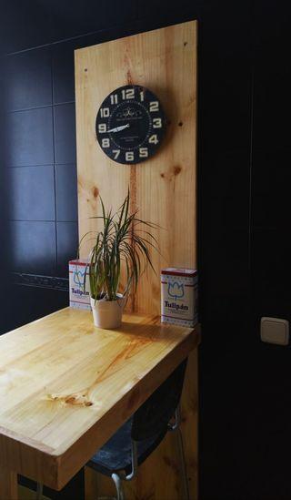 Barra -Mesa cocina