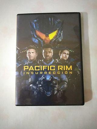 película DVD Pacific Rim