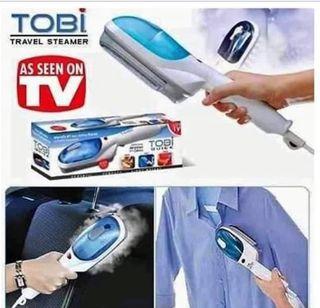 Tobi plancha a vapor anunciada en TV nueva