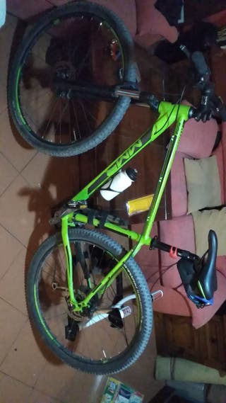 vendo bicicleta con poco uso