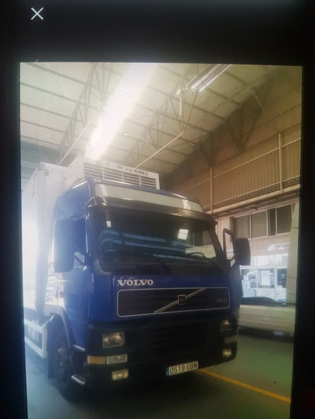Volvo fm 12 2002