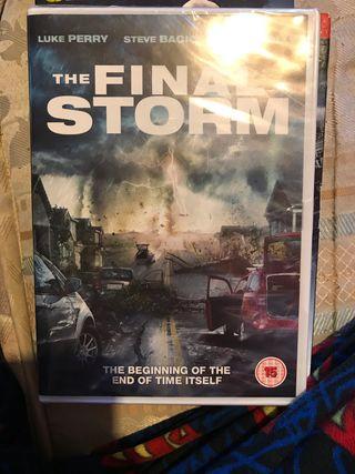 The final storm dvd