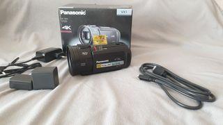 Videocamara Panasonic 4K