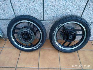 Juego ruedas Yamaha rd350
