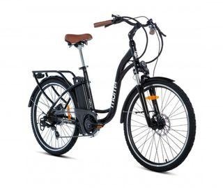 Moma E26 bicicleta eléctrica paseo