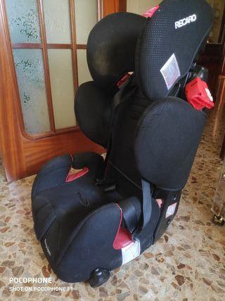 Silla Sillita infantil coche RECARO YOUNG SPORT