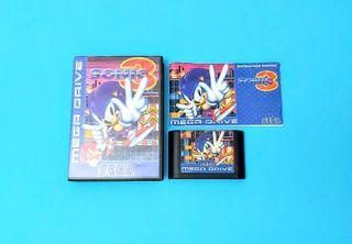 Sonic The Hedgehog 3 + Ghouls'n Ghosts