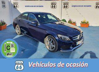 Mercedes Clase C 300 h BLUETECH hibrido AMG