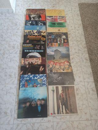 discos vinilo rock
