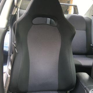 Subaru Impreza Asientos