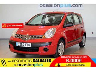 Nissan Note 1.5 dCi Acenta 50 kW (68 CV)