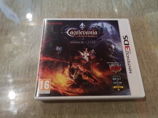 CASTLEVANIA MIRROR OF FATE NEW NINTENDO 3DS XL 2DS