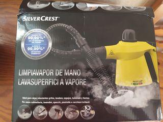 limpiador a vapor, SILVER CREST