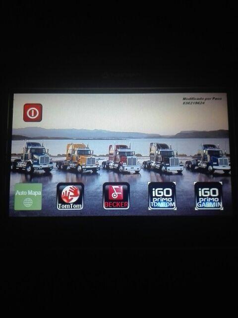 gps para camiones actualizado