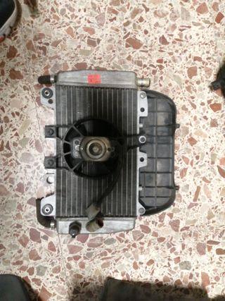 radiador Piaggio x9 125
