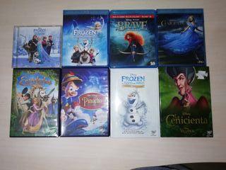 Espectacular Pack Disney Películas