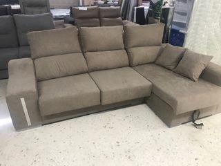 Sofa chaiselong 2,70 x150
