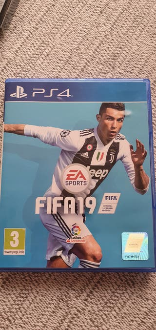 fifa 19 ps4 y proyect cars