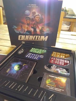 Quantum | Juego de Mesa