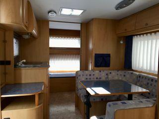 Caravana SunRoller Queen 490 CP