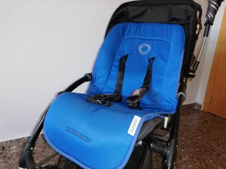 Carro silla niño Bugaboo Bee Plus Black Edition