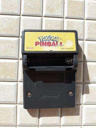 Pokemon pinball Game Boy color