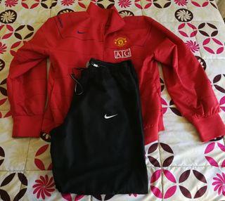 Chandal Original Manchester United Nike Talla L