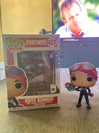 Funko pop - brite bomber #427