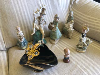 Figuras de porcelana inglés ENVÍO GRATIS