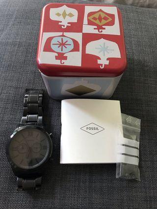 Reloj hombre FOSSIL modelo BQ2130, color negro