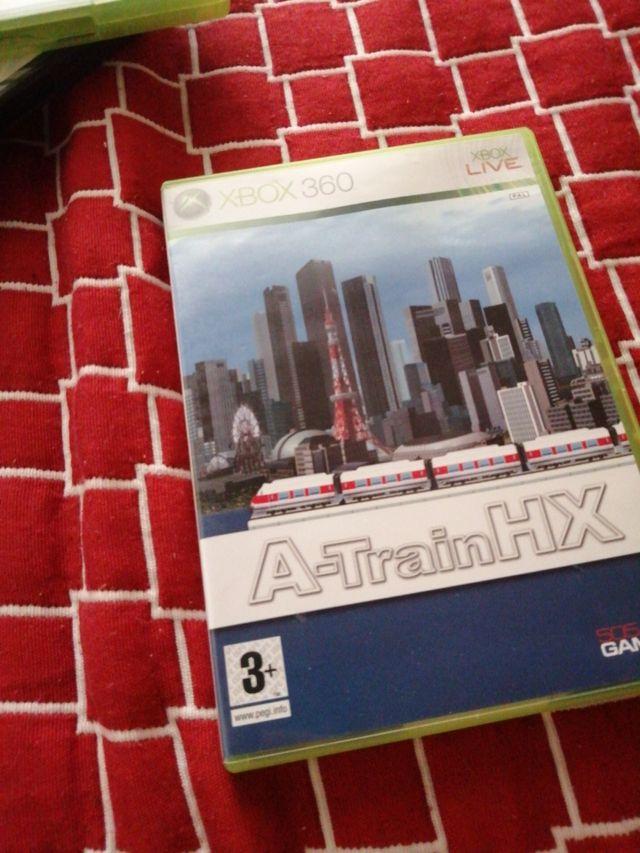 a_trainHX Xbox 360