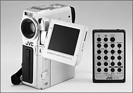 VideoCámara digital JVC GR-DVX10