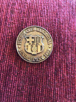 Medalla del FCB ENVÍO GRATIS
