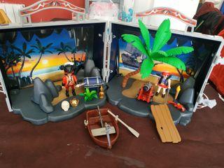 cofre pirata Playmobil