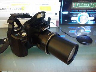 Cámara Canon PowerShot SX500 IS