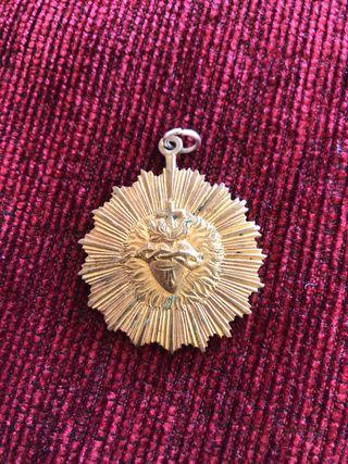 Medalla del Sagrado Corazón ENVÍO GRATIS