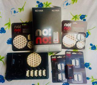 Depiladora NoNo + accesorios
