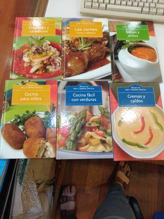 Cocinar con Inés y Simone Ortega - 22 tomos